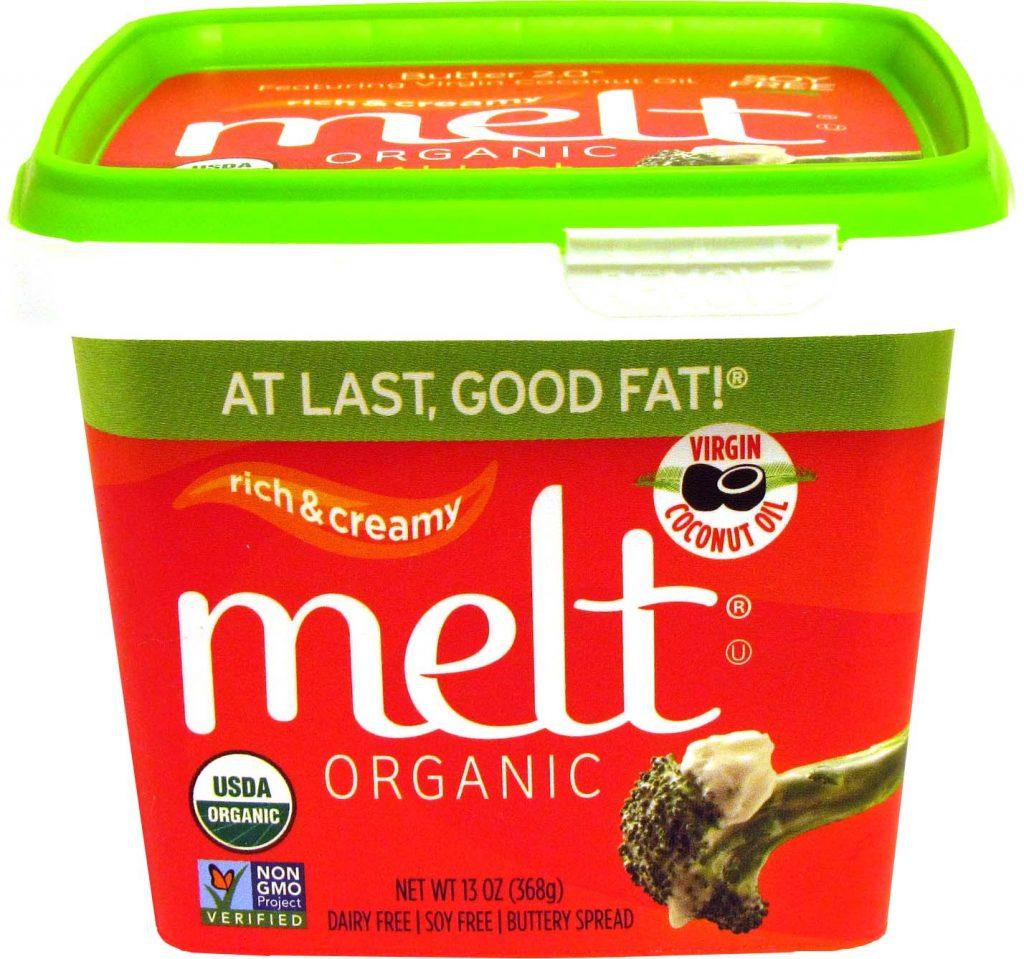 Rich & Creamy MELT Organic Luscious Butter Improvement