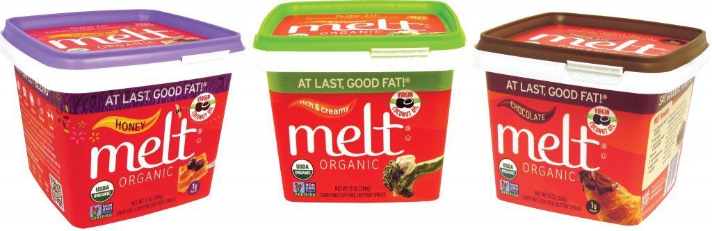 Rich & Creamy MELT Organic Butter Improvemtn