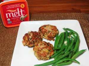 MELT in Your Mouth Salmon Cakes