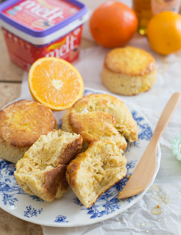 Citrus-Honey-Biscuits