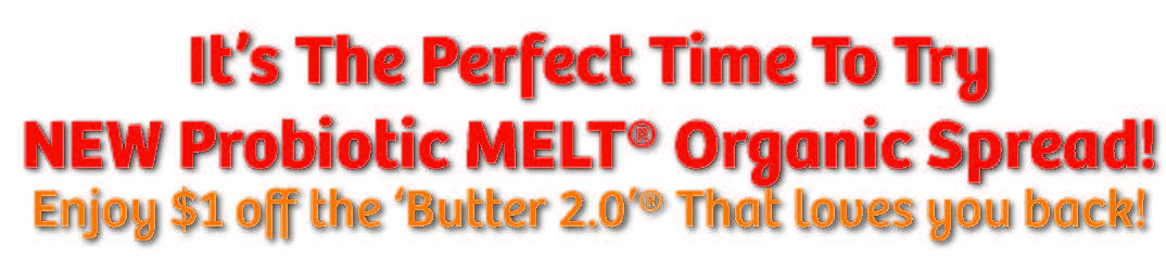 Probiotic MELT $1 coupon header