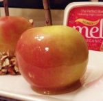 Honey MELT Caramel Apples