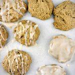 MELT Organic Skinny Iced Pumpkin Cookies