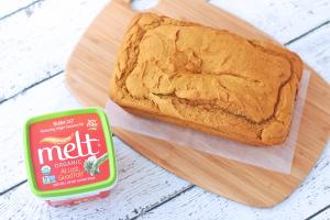 MELT Organic Gluten Free Pumpkin Bread